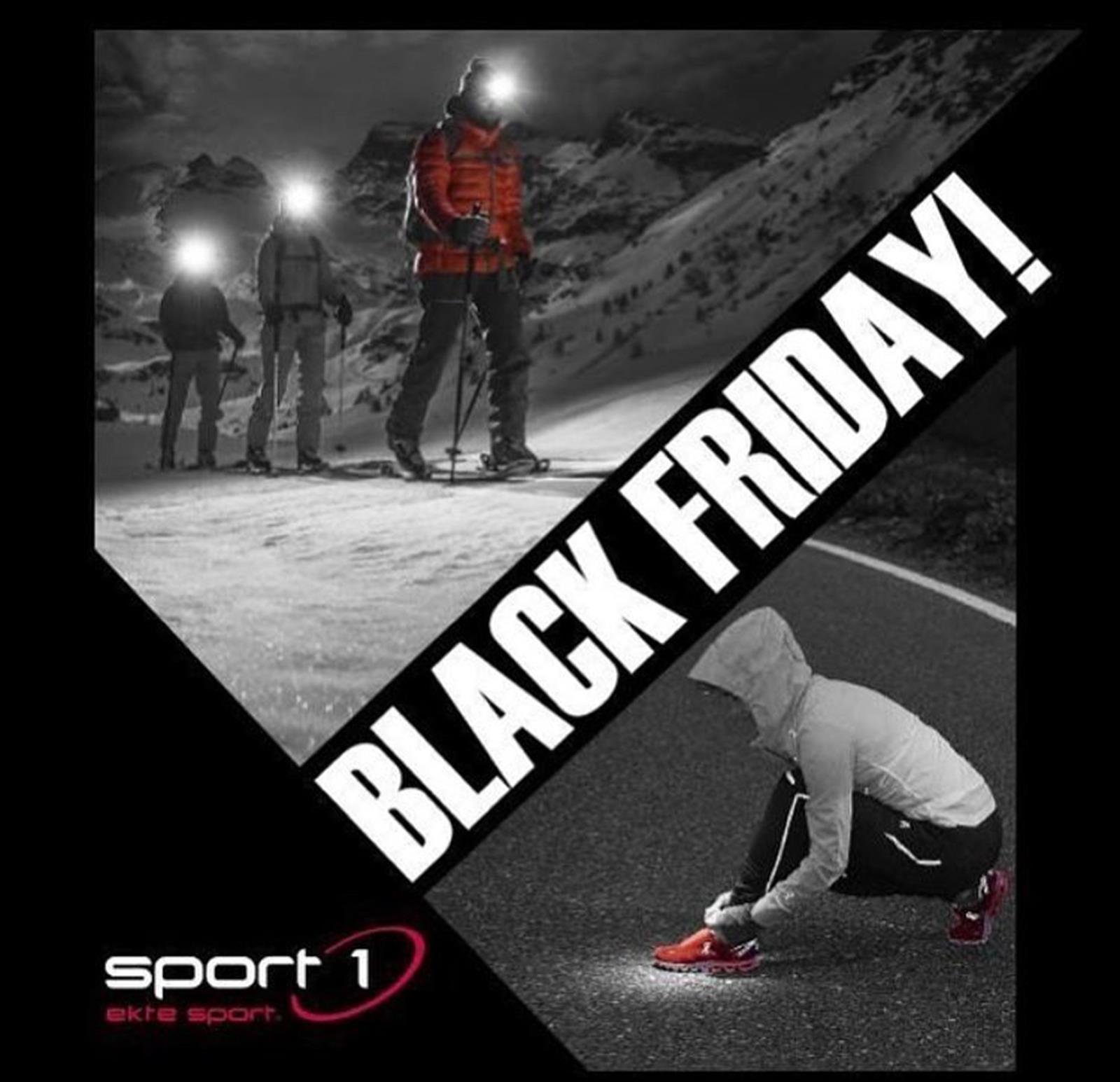 Nedtelling til Black Friday!